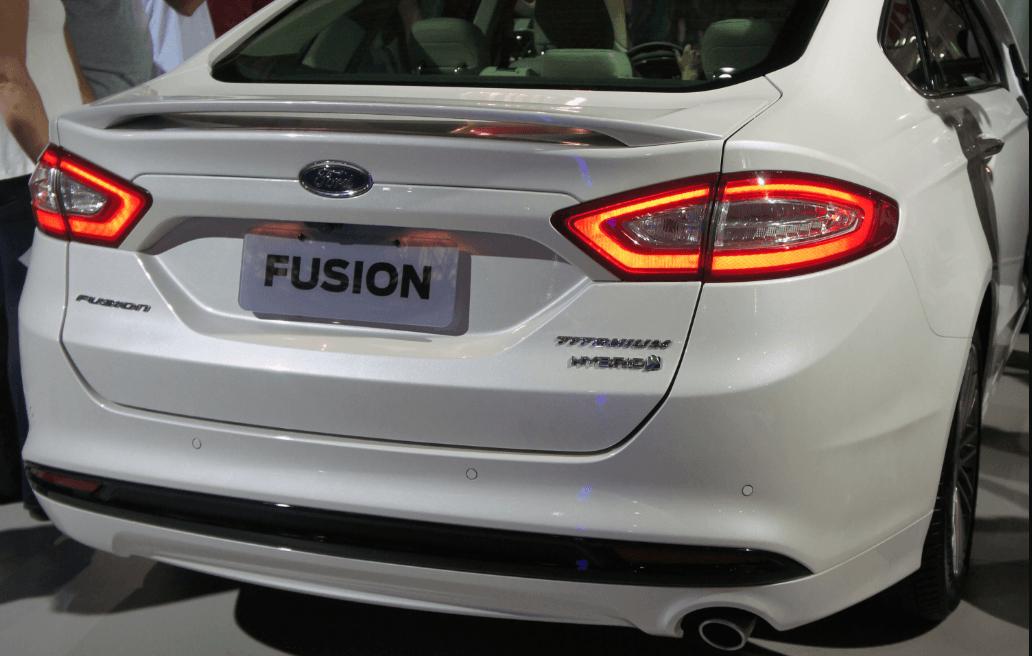 Carro Hibrido Fusion
