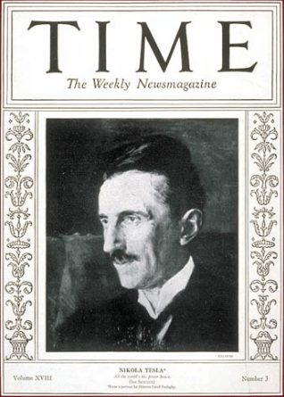 Nikola Tesla Time