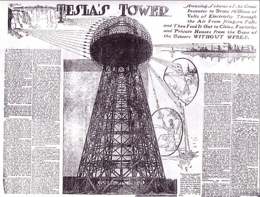 Nikola Tesla Torre