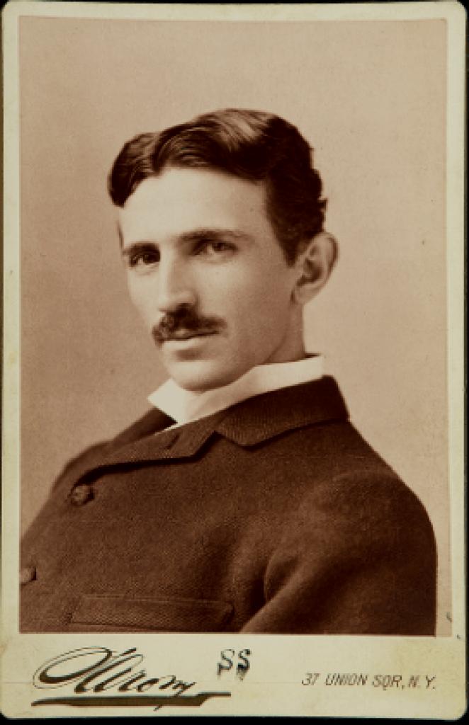 Nikola Tesla Foto