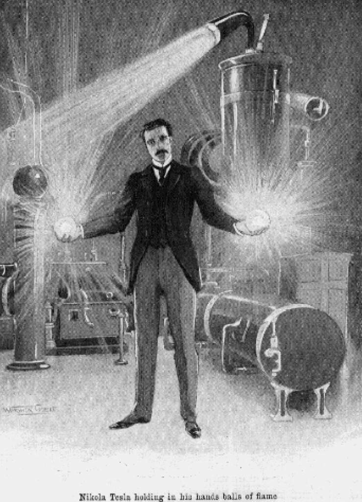 Nikola Tesla Lab 2