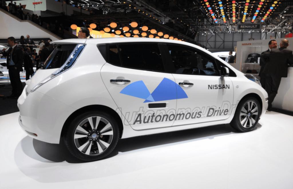 Nissan autonomo