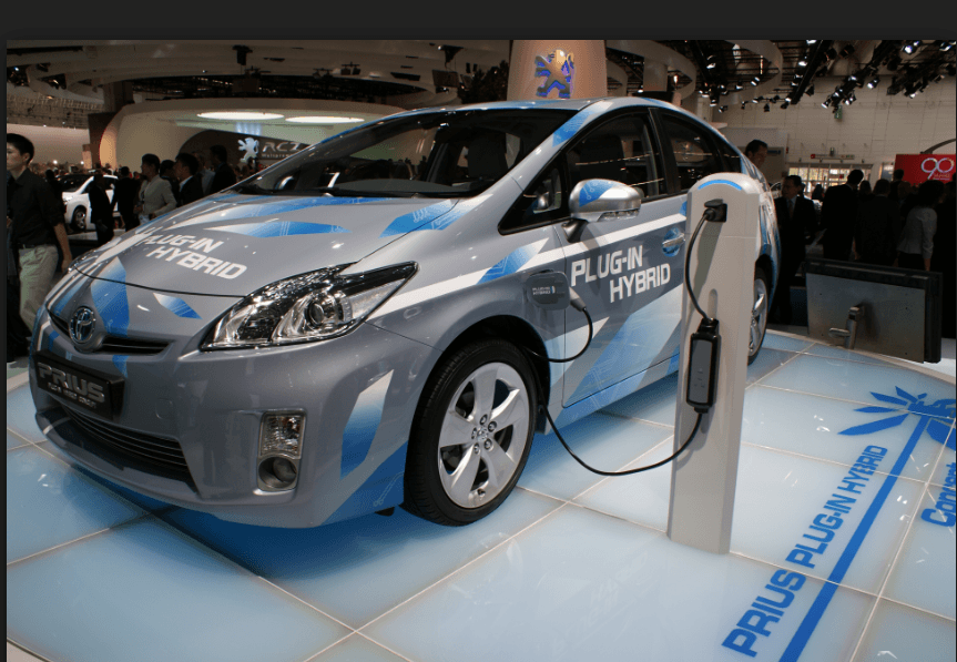 Prius hibrido