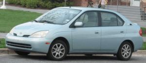 Prius Hibrido Primeiro 2