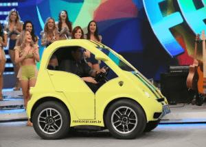 nanico car eletrico