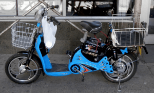 Bicicleta Eletrica 4