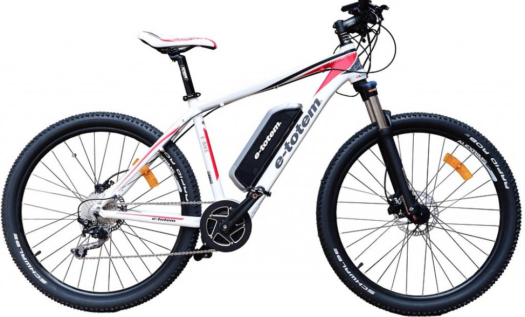 Bicicleta Eletrica 7