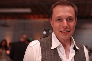 Elon Musk antigamente