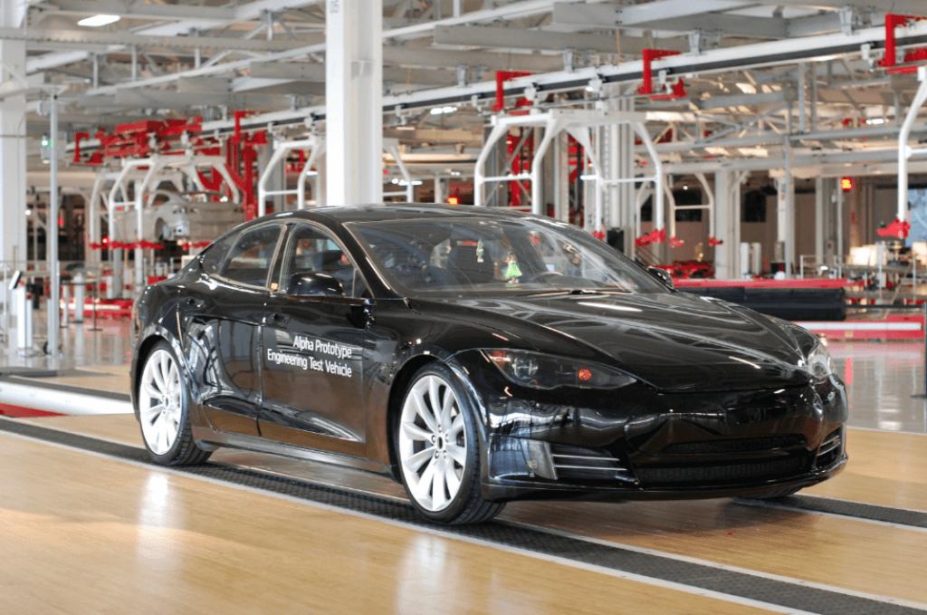Fabrica Tesla 2