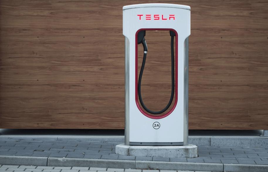Tesla Carregador 2