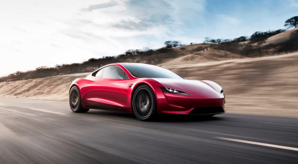Tesla Roadster 8