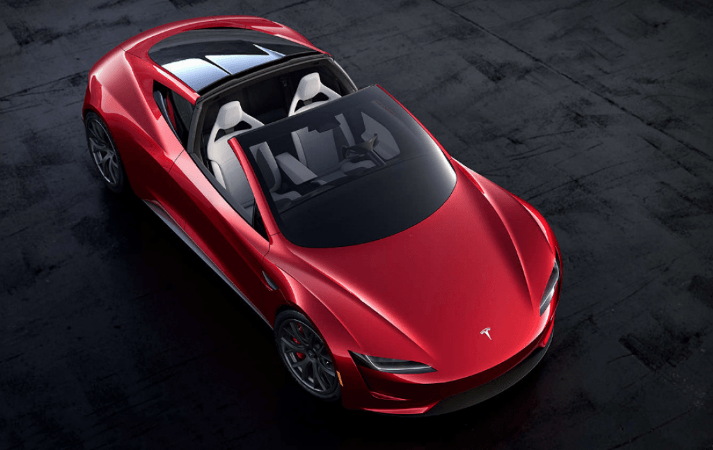 Tesla Roadster 9