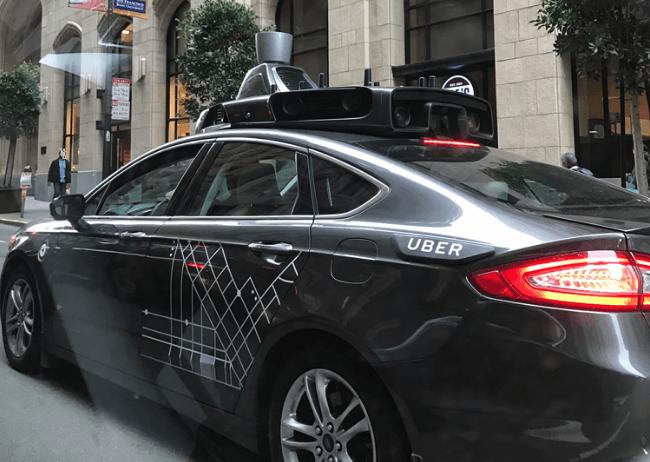 Uber autonomo 3