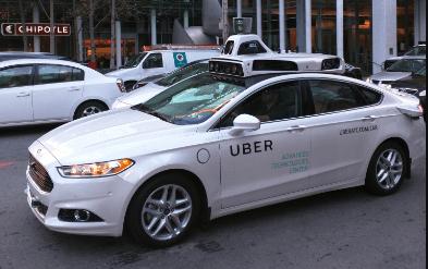 Uber autonomo 4