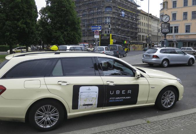Uber autonomo 5