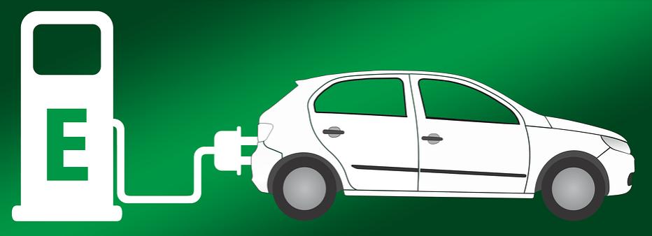 carro elétrico sustentável