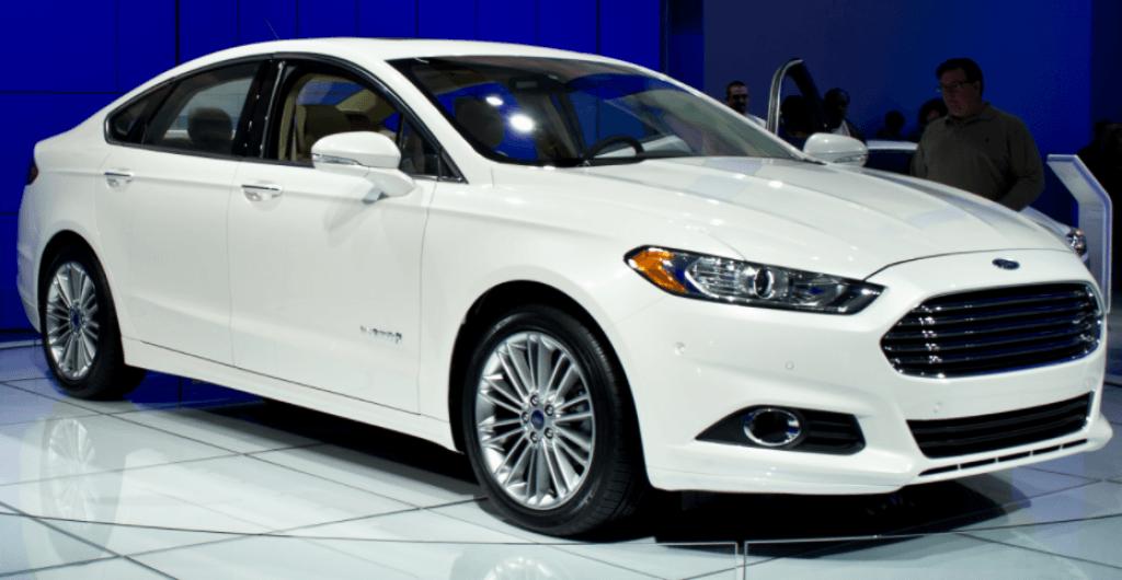 carro híbrido ford fusion