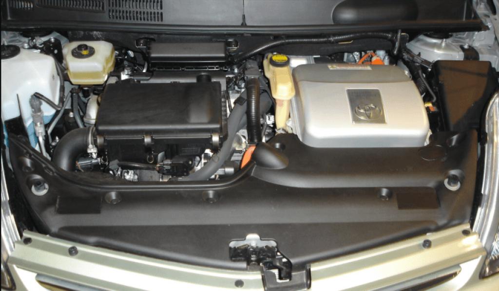 carro híbrido prius motor