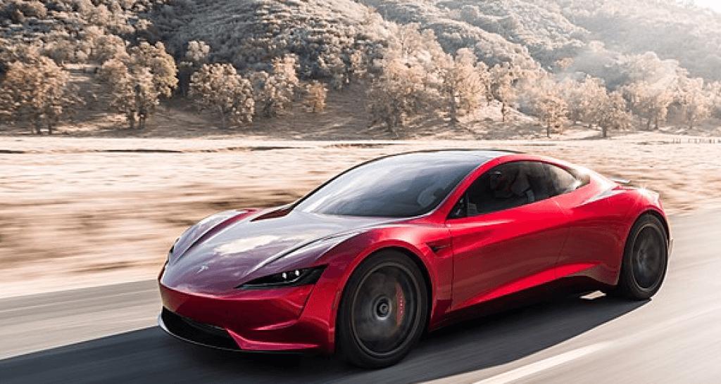 Roadster versão 2020