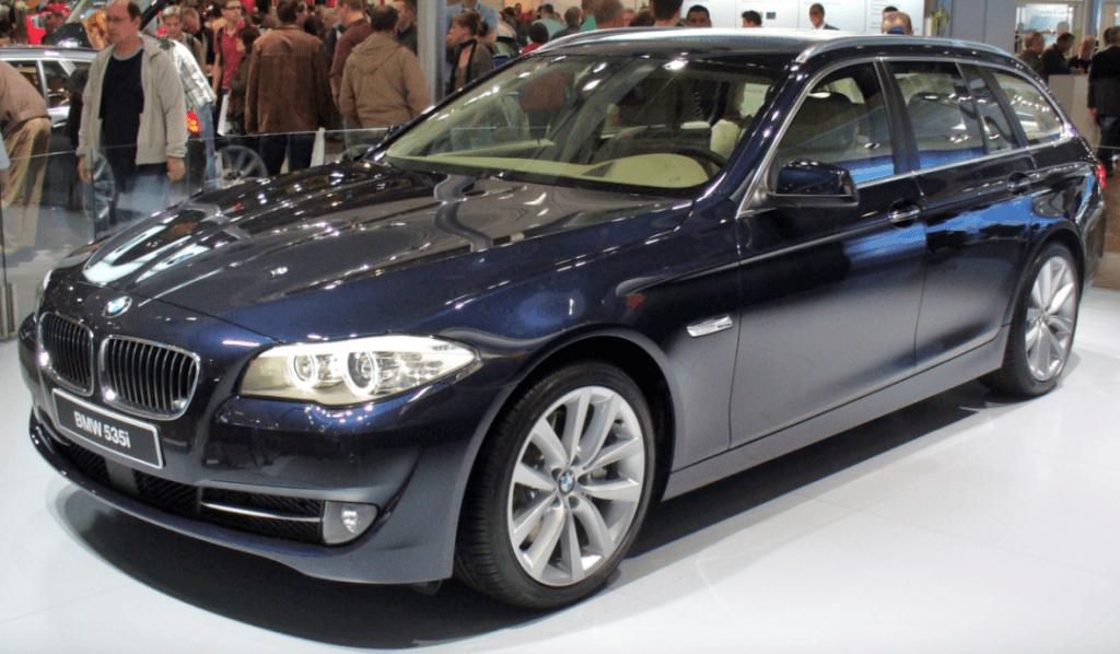 BMW Hidrogenio