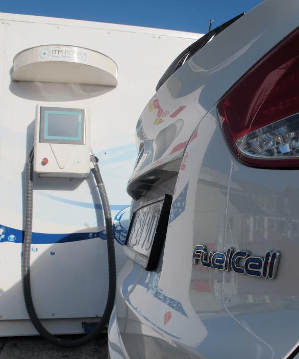 Carregamento Hidrogenio