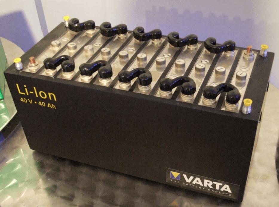 Carro Bateria 2