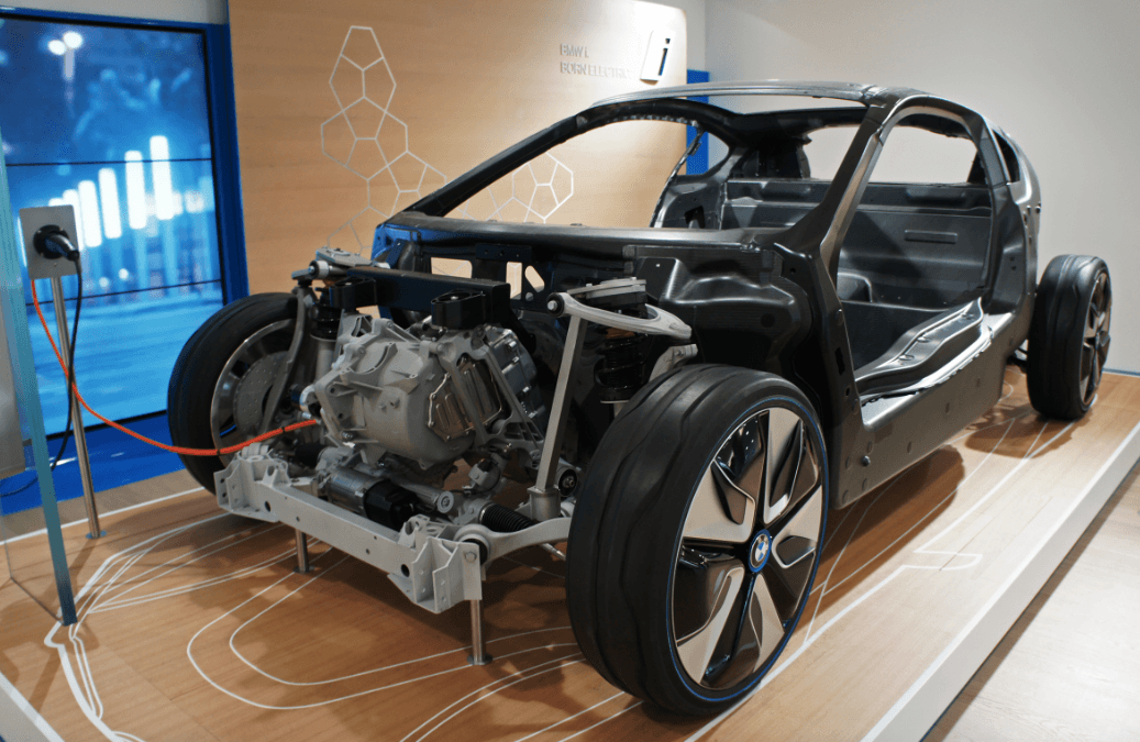 Converter Carro Bateria