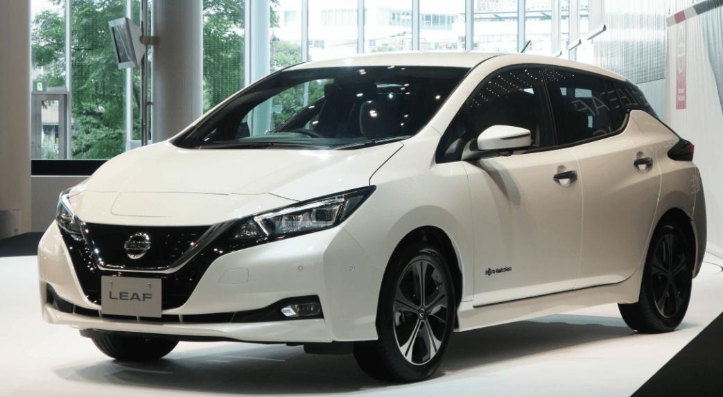 Nissan Leaf carros elétricos vendidos no Brasil em 2019