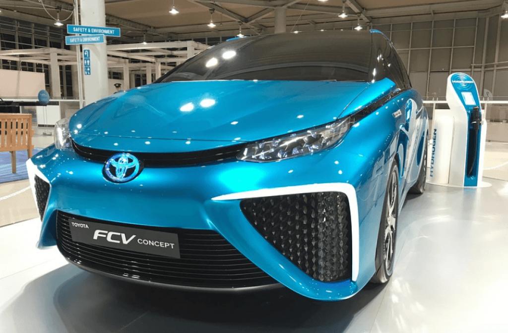 Toyota Hidrogenio