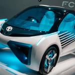 Toyota Hidrogenio conceito