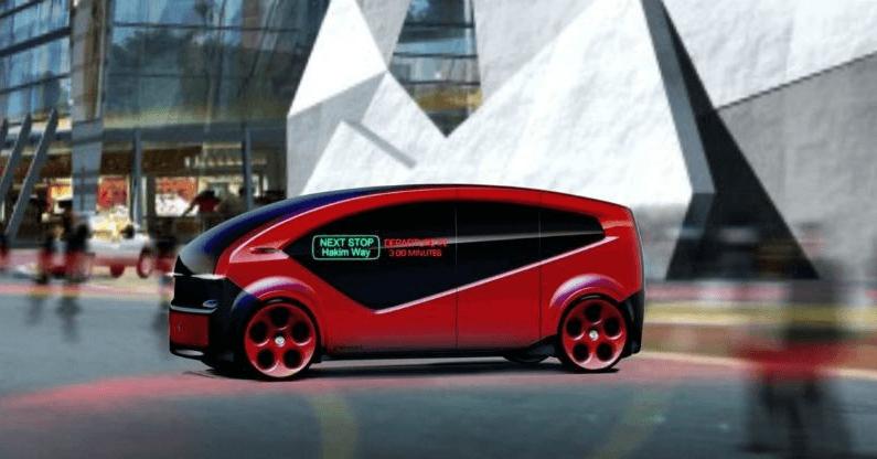 Orbit carro autonomo
