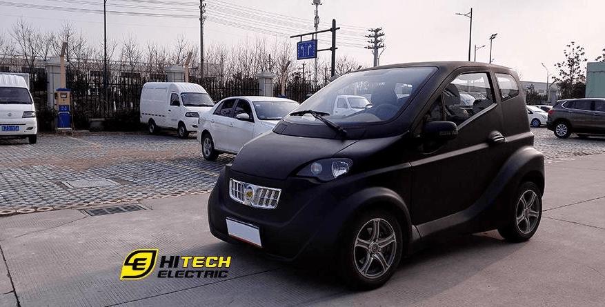 Carro elétrico Hitech Electric A00