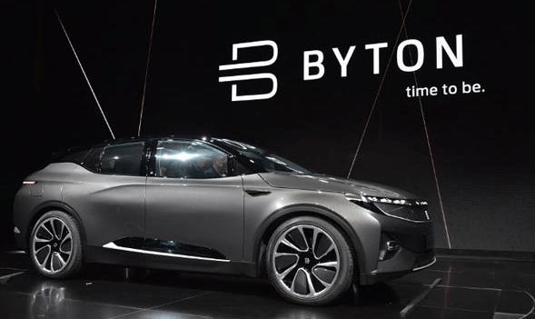 Byton carro