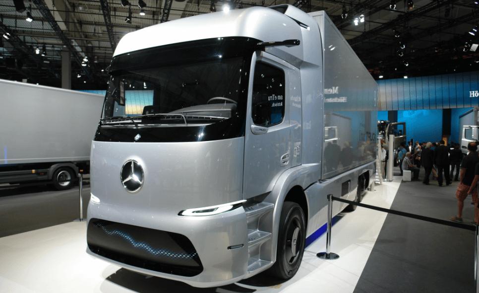urban etruck caminhão