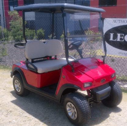 carrinho golfe legacy 2p