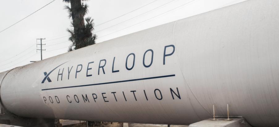 hyperloop competição