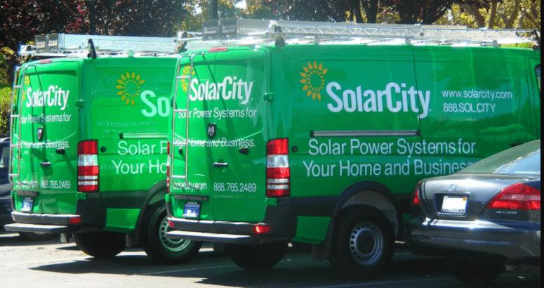 solarcity inicio empresa