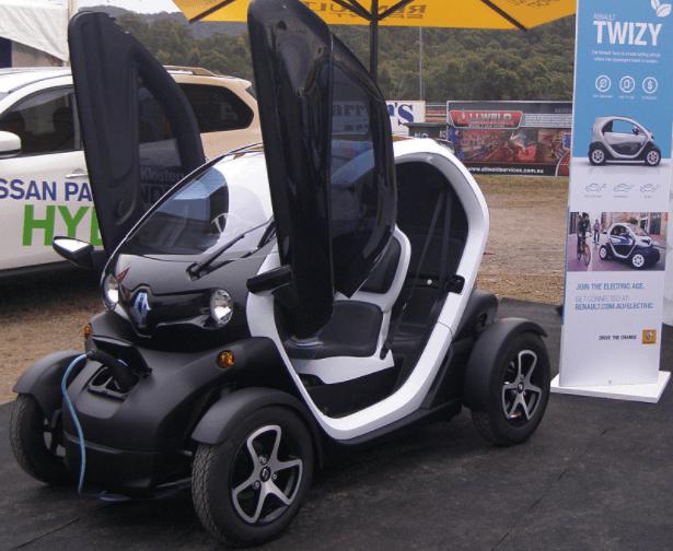 ad8576805ba Renault Twizy  conheça esse incrível compacto elétrico