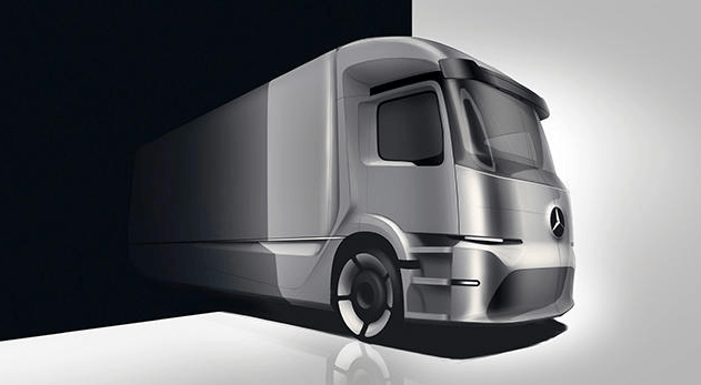 urban etruck design