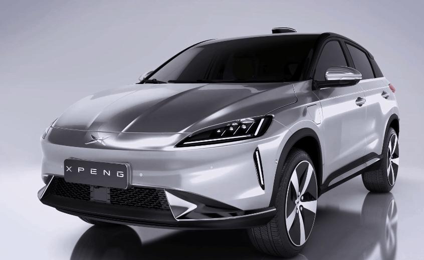 Xiaopeng motors g3