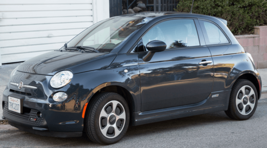 carros elétricos da Fiat