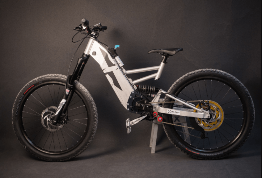 moto de trilha elétrica LMX 81