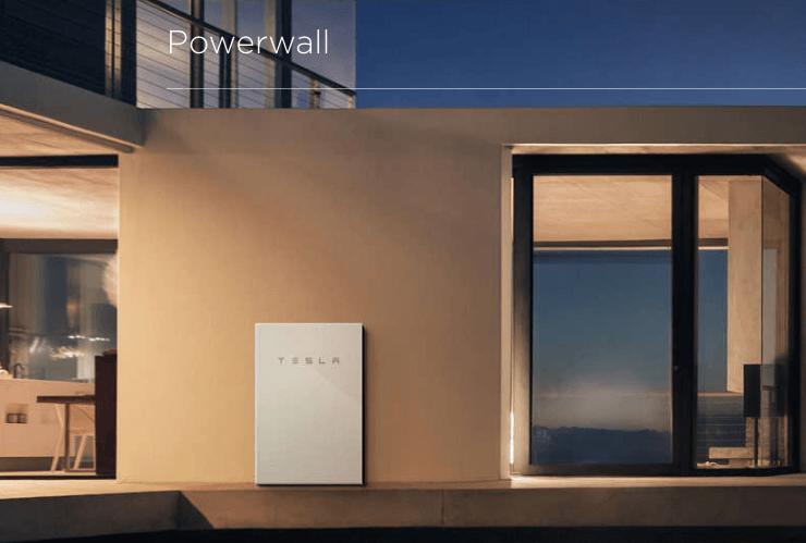 Powerwall a bateria para casa vendida pela tesla carro - Bateria para casa ...