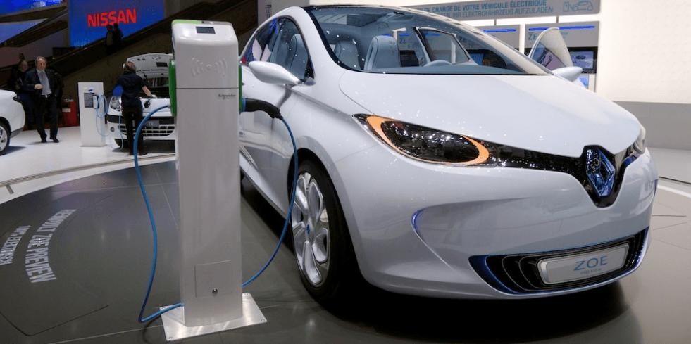 Carros elétricos em Portugal Renault Zoe