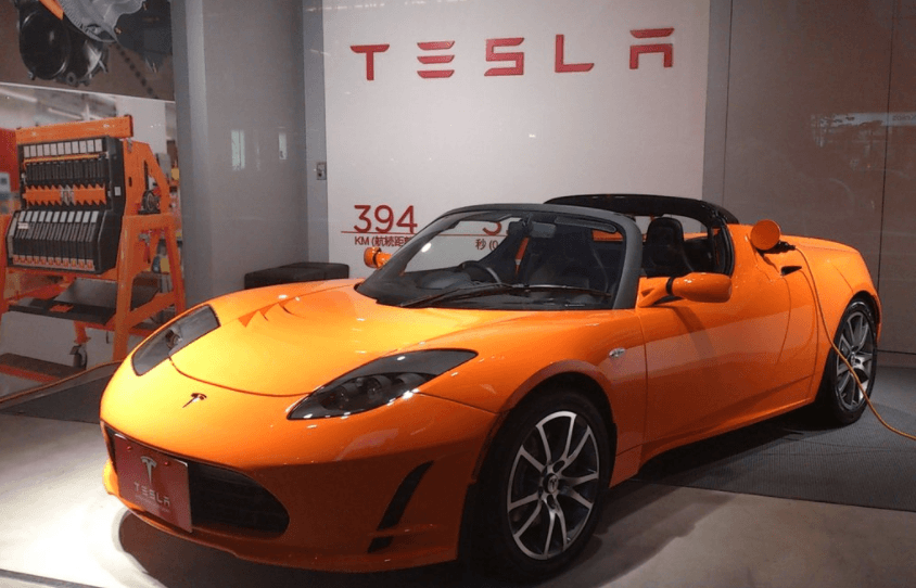 Tesla Motors Roadster
