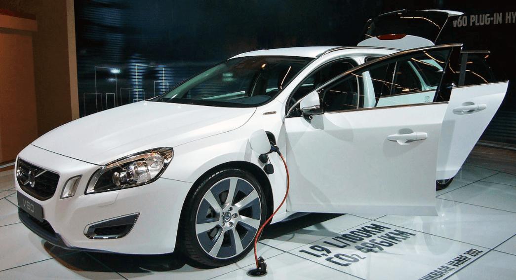Volvo V60 híbrido primeira geração
