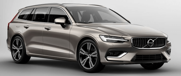 Volvo V60 híbrido
