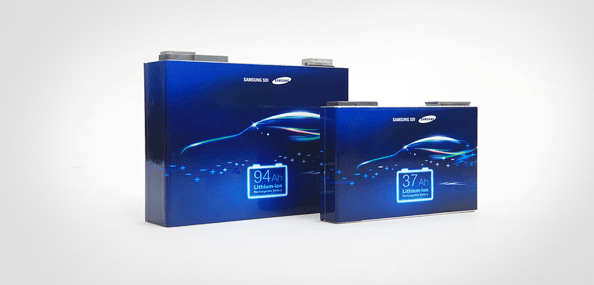 Samsung baterias SDI