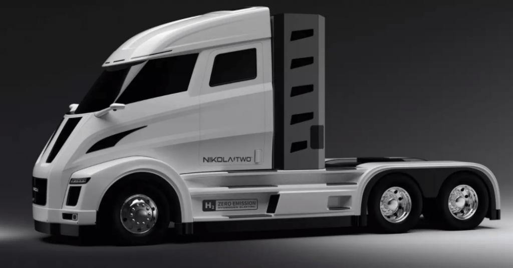 Bosch caminhão hidrogenio