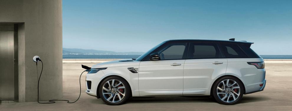 Range Rover híbrido PHEV